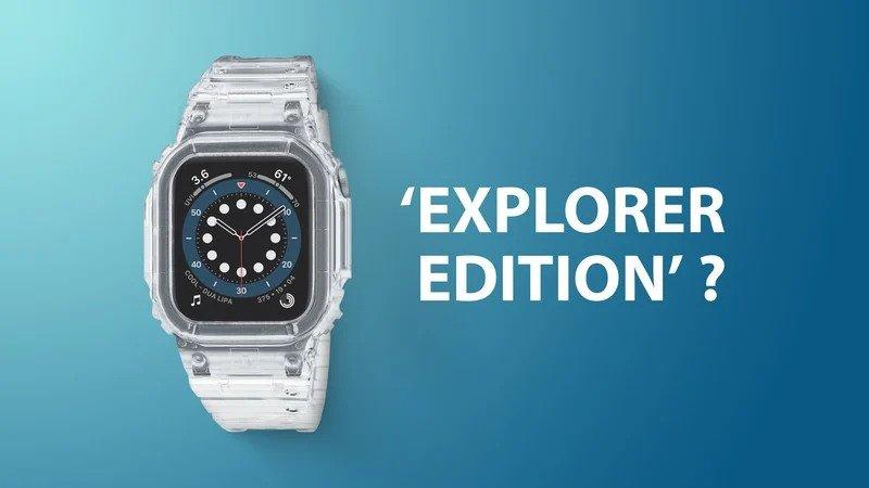 Strapabíró Apple Watch a láthatáron