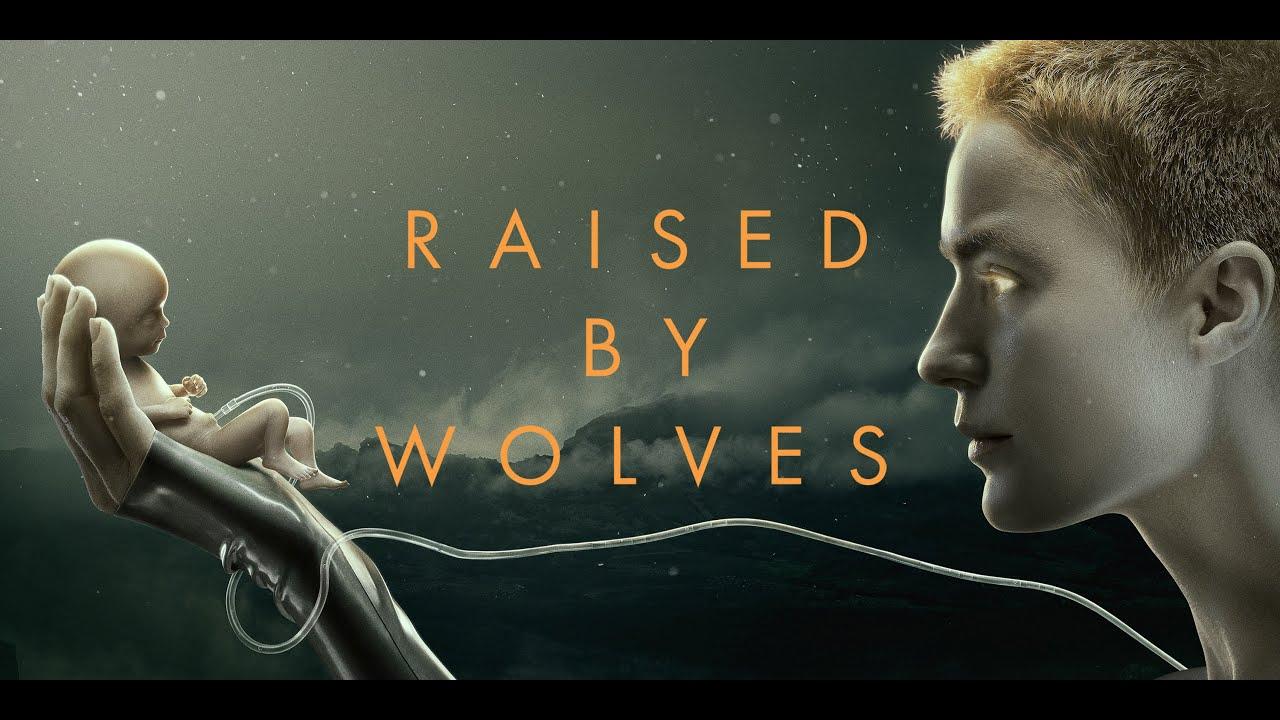 Raised by Wolves・AppleTV (HBO GO)