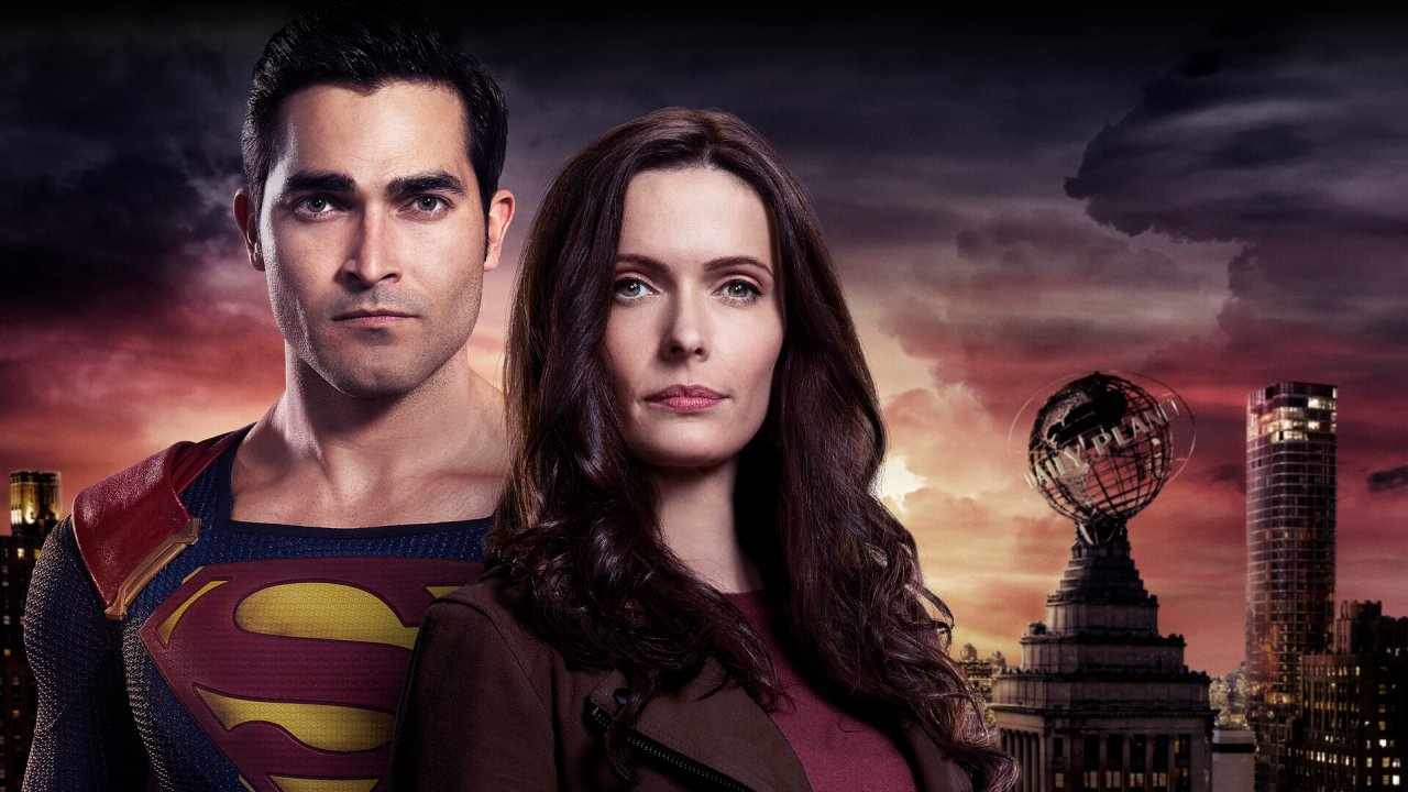 Superman & Lois・AppleTV (HBO GO)