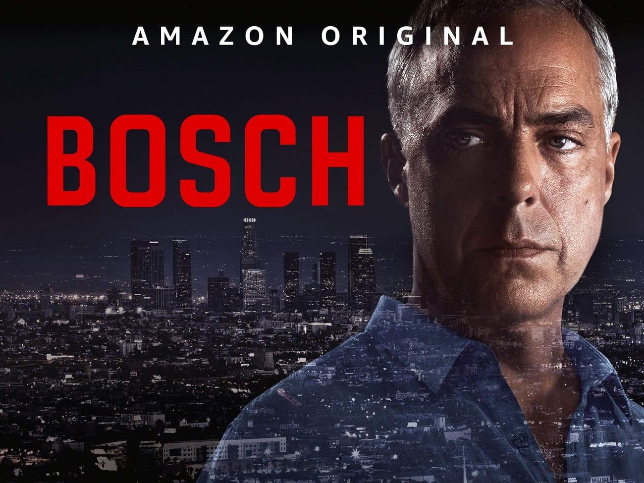 Bosch・AppleTV (Amazon Prime)