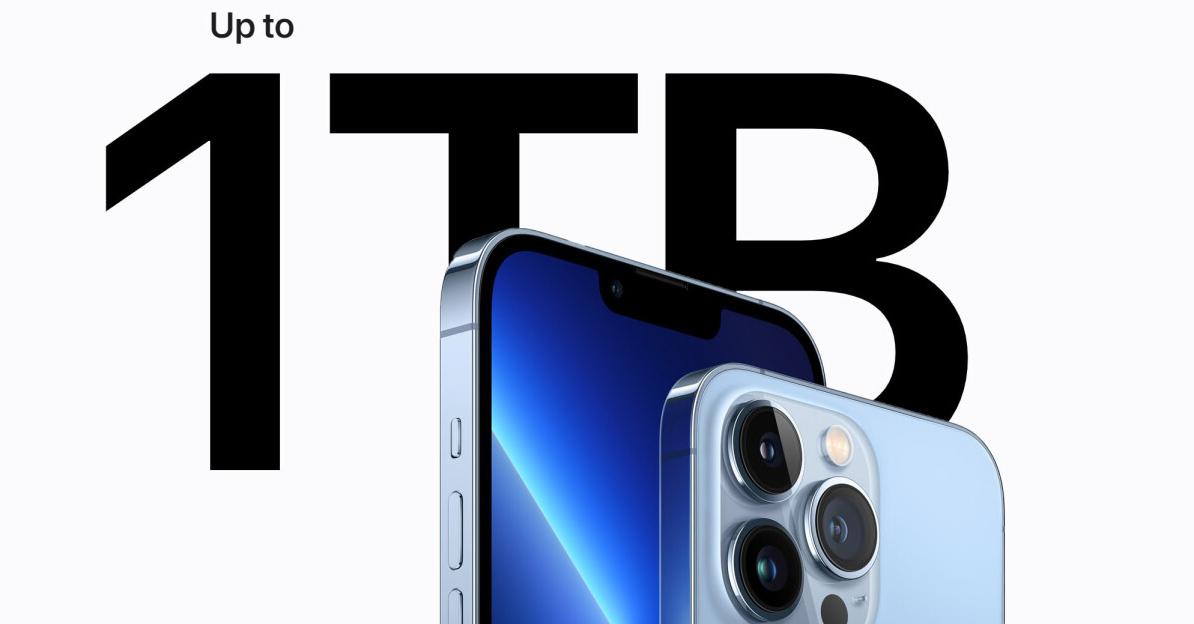 Még több memóriát kapnak az iPhone-ok