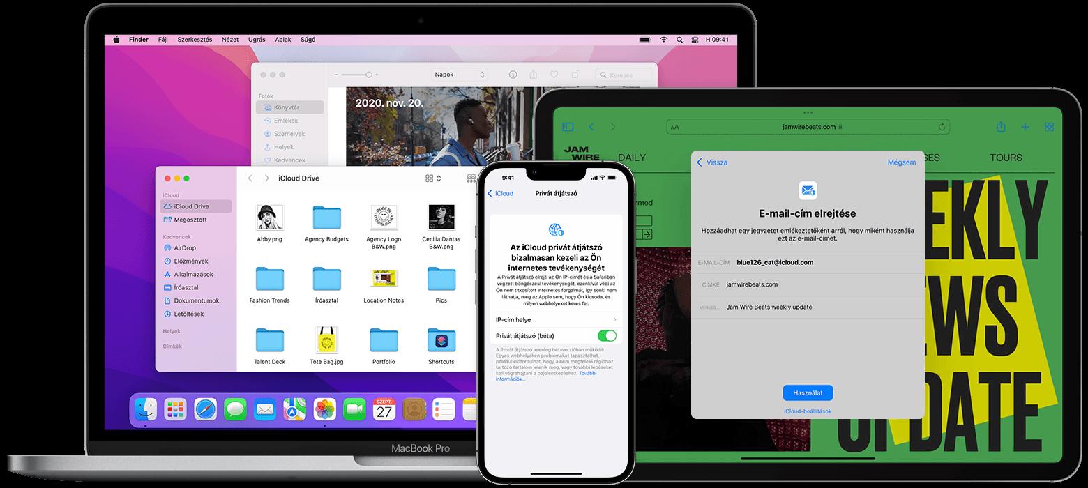 Mi az az iCloud+ és hogyan tudod használni?