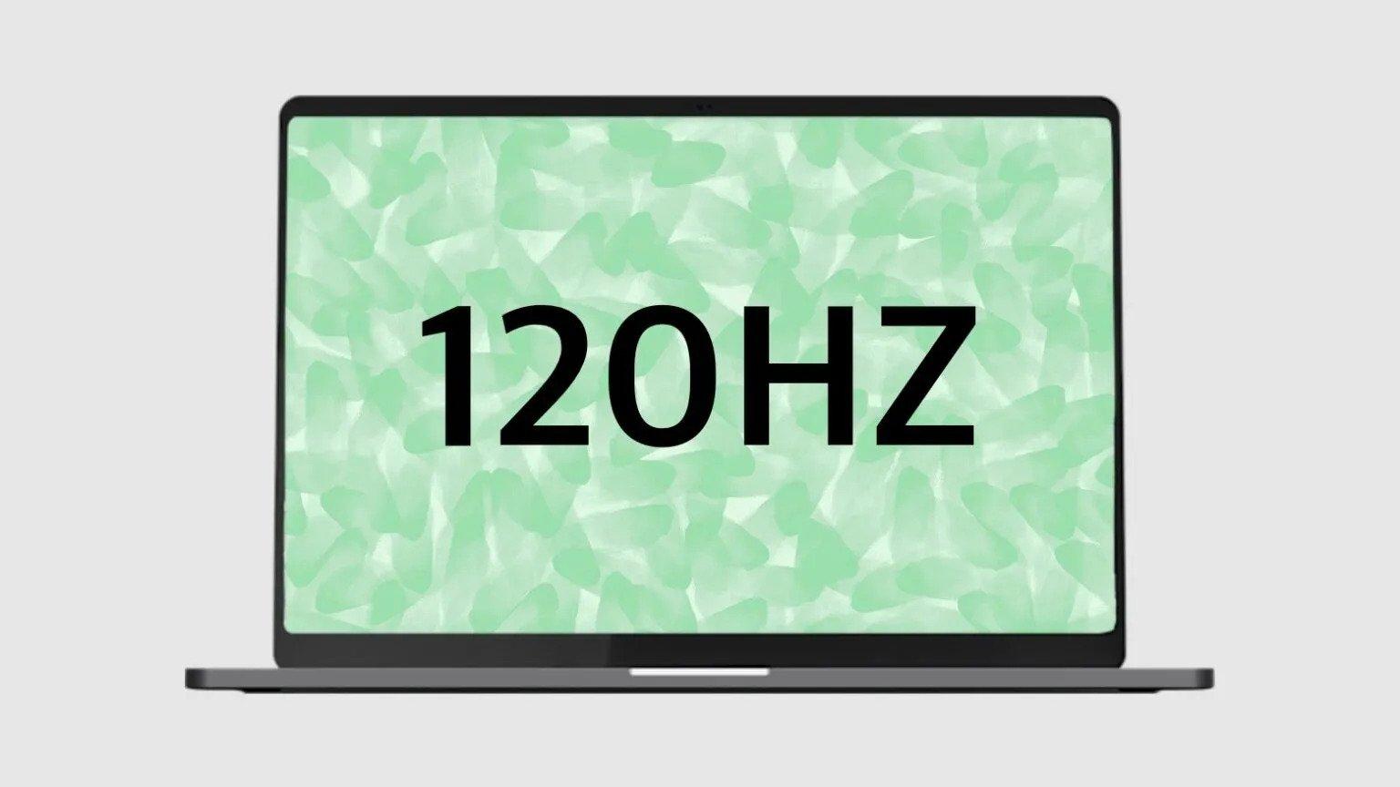 120Hz-es kijelzővel és 16GB RAM-mal érkezhet az M1X Macbook Pro