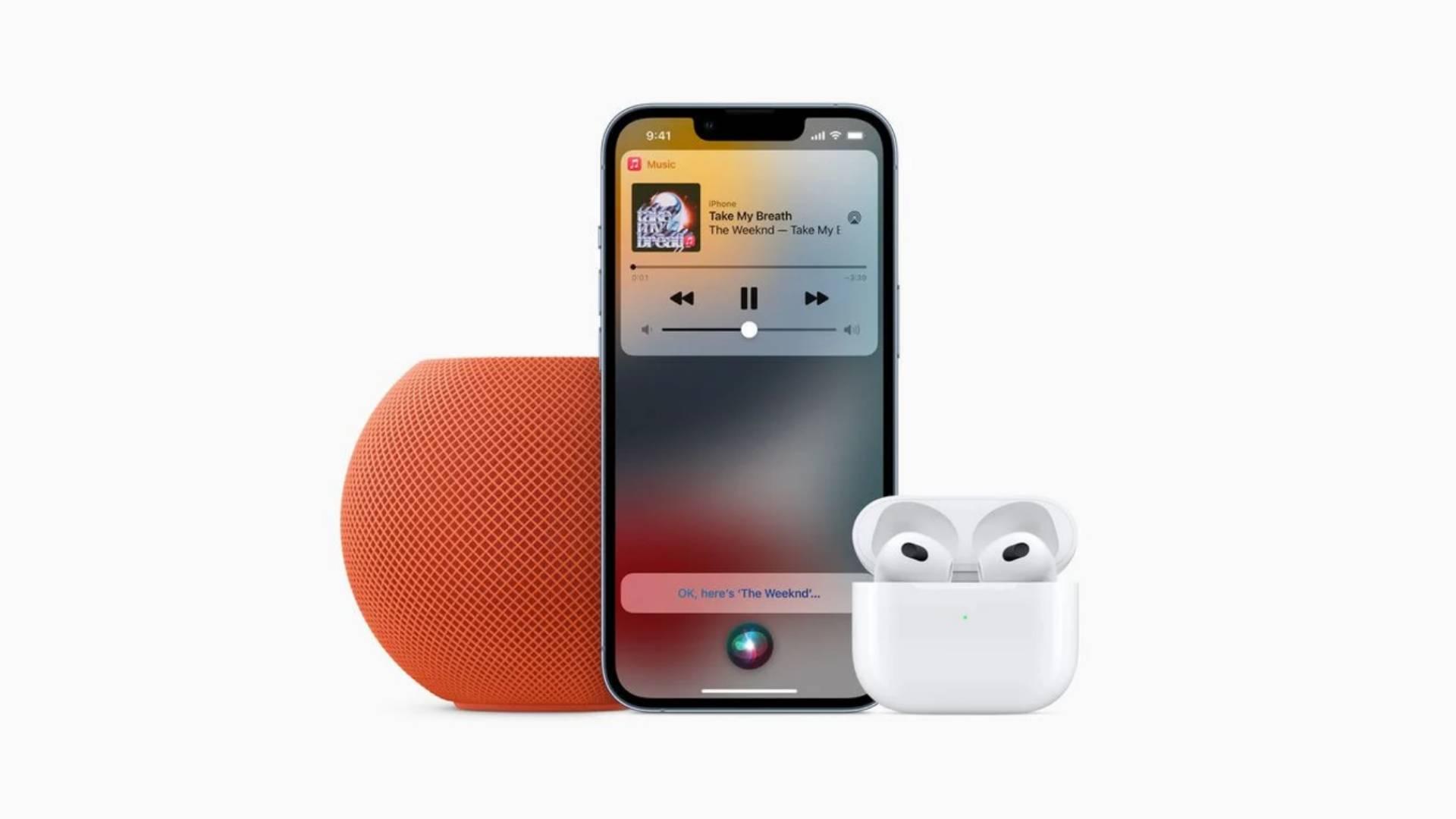 Az Apple új HomePod mini színeket és új Apple Music előfizetést mutatott be