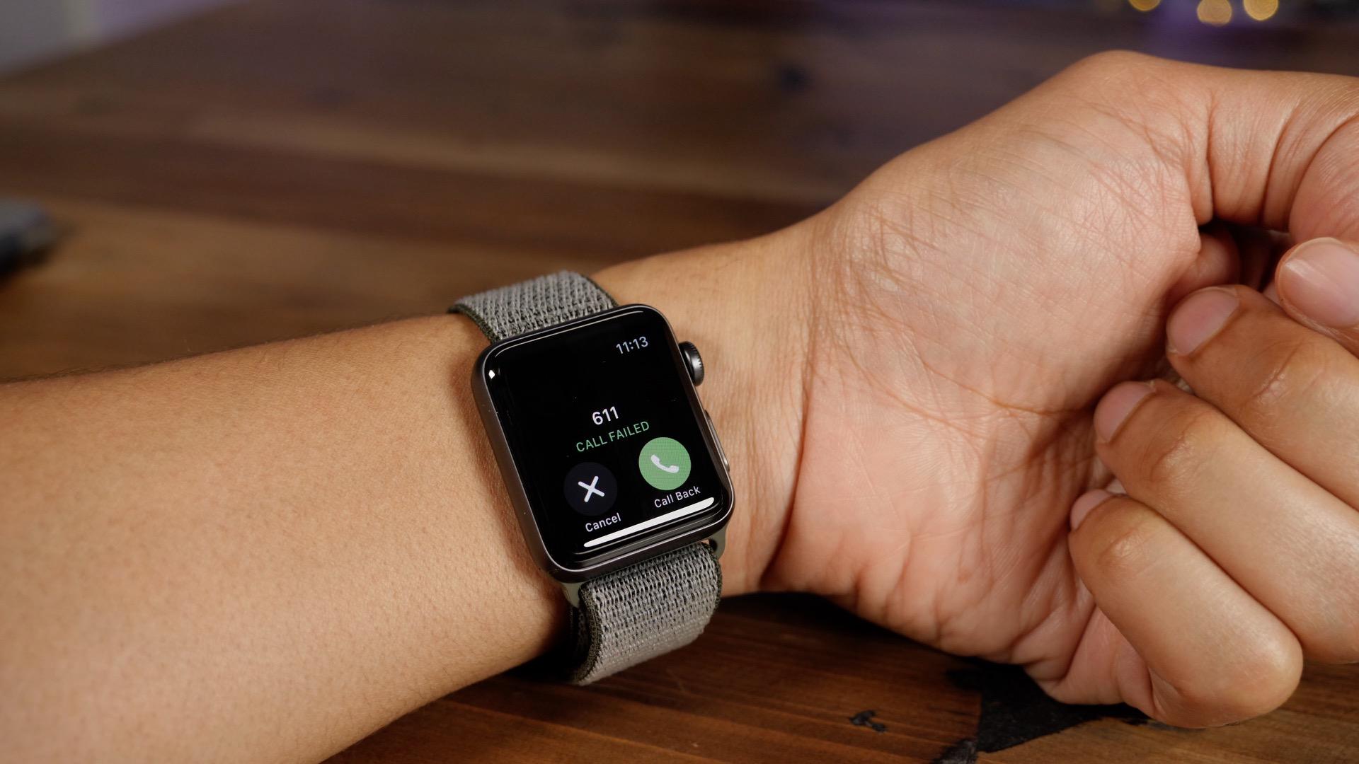 A probléma orvoslható volt az Apple Watch appon keresztül 8cbab15163